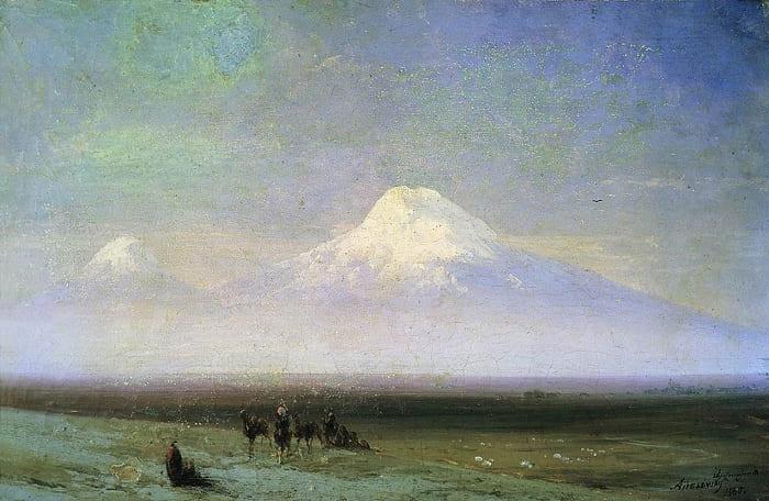 И.К.Айвазовский, «Гора Арарат»